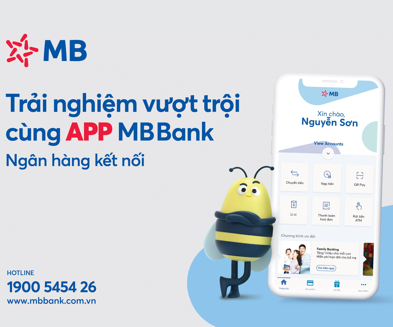 Trải nghiệm App MBBank