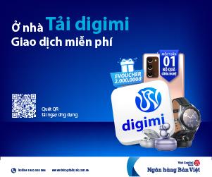 Ngân hàng Bản Việt - Digimi App