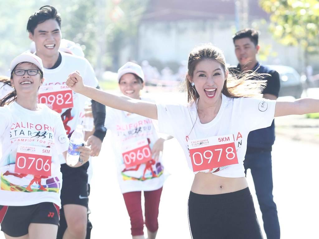 Kết quả hình ảnh cho chạy bộ gây quỹ từ thiện