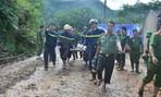 72 người chết trong đợt lũ kinh hoàng