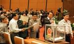 Thực hiện lấy phiếu tín nhiệm đột xuất chức danh do Quốc hội bầu
