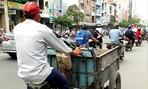 """Phóng sự ảnh: Bất an vì xe """"mù"""", xe tự chế tràn ngập khắp phố phường"""
