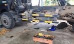 Thợ sửa xe bị điện giật tử vong trong ngày giỗ cha
