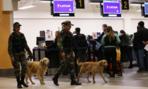 Bốn máy bay hạ cánh khẩn cấp vì đe dọa đánh bom