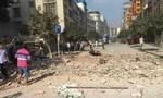 Thành phố Liễu Châu tiếp tục rúng động sau vụ nổ mới