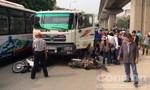Tai nạn giao thông, một người bị thương