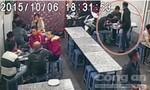 Clip ba đối tượng 'dàn kịch' tại quán nhậu để 'ăn quỵt'