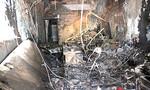 Hỏa hoạn thiêu rụi cửa hàng điện thoại khóa trái cửa