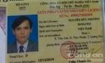 Hàng chục tài xế sử dụng giấy phép lái xe giả bị bắt