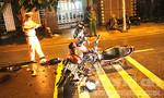 Hai xe máy tông trực diện, 3 người trọng thương