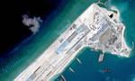 Mỹ thông báo kế hoạch điều tàu tuần tra sát đảo nhân tạo Trung Quốc xây
