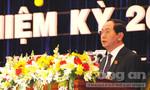Bộ trưởng Trần Đại Quang dự và chỉ đạo Đại hội Đảng bộ tỉnh Đắk Lắk