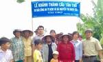 Báo Công an TPHCM: Khánh thành và đưa vào sử dụng cầu Công Tâm Tân Tạo