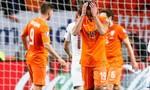 """Chùm ảnh: """"Những người Hà Lan bay"""" chia tay Euro 2016"""