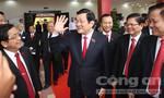 """Chủ tịch nước Trương Tấn Sang: """"Xây dựng TP.Đà Nẵng văn minh, hiện đại, sánh vai với các thành phố trong khu vực Đông Nam Á"""""""