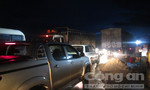 Tránh xe cứu thương, xe tải gây tai nạn liên hoàn