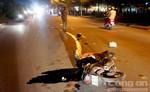 Tai nạn liên hoàn 3 xe máy, 3 người trọng thương