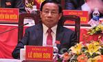 Chủ tịch tỉnh Hà Tĩnh trúng cử chức Bí thư tỉnh nhiệm kỳ mới