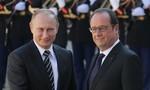 Tổng thống Nga và Pháp  thảo luận sâu  hơn về Syria tại Paris