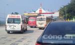 Hòa Bình: Hàng loạt tài xế rời xe phản đối mức thu phí trên tuyến quốc lộ 6