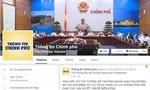 Chính phủ chính thức tham gia Facebook