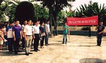Tuổi trẻ công an quận 3 tổ chức về nguồn