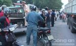 Va chạm xe tải, một người đàn ông chết thương tâm