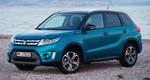 Suzuki Vitara 2015 sẽ trình làng tại Triển lãm Ô tô Việt Nam