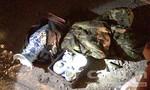 CSGT bắt hai tên trộm đồ cổ lúc rạng sáng