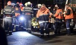 Cháy nổ hộp đêm ở thủ đô Romania, 27 người chết
