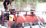 Tàu chở 20.000 lít dầu phát nổ, 1 thuyền viên bị thương