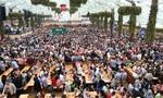 Hơn 5 triệu người tham dự Lễ hội Bia Tháng Mười Oktoberfest tại Munich