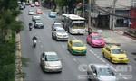 Xem Bangkok phân làn xe buýt