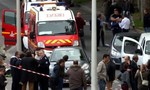 Cướp có vũ trang ngay ban ngày tại Paris