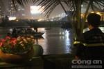 Cô gái gieo mình xuống sông Sài Gòn tự vẫn