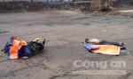 Nam thanh niên cùng xe máy rơi từ đường trên cao xuống đất chết thảm