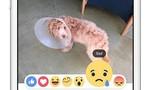 Facebook thử nghiệm 6 biểu tượng cảm xúc