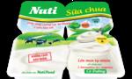 Sữa chua Nuti, giúp tăng cường sức đề kháng và tiêu hóa tốt