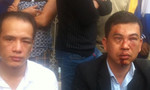 8 thanh niên rượt đuổi đánh hai luật sư ngã xuống ruộng