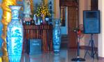 Truy tìm nhóm thanh niên đi ôtô vào nhà chùa để trộm tiền công đức