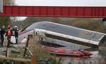 Tai nạn xe lửa cao tốc TGV, 10 người thiệt mạng tại chỗ