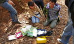 Phát hiện đường dây vận chuyển ma túy đá cực lớn từ Trung Quốc về Việt Nam