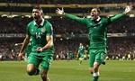 CH Ireland lần thứ 3 giành vé dự Euro