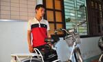 Một thanh niên trộm xe đạp điện lấy tiền chơi game