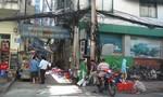 Khu phố 4- phường Bến Nghé (Quận 1): Bà con bức xúc nạn chiếm dụng lòng đường