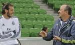Rafael Benitez đang ngồi 'đục thuyền' ở Real Madrid