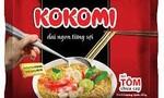 Kết quả kiểm nghiệm mỳ Kokomi tôm chua cay