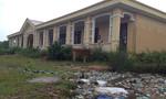 Xây trường học tiền tỉ để… chứa nông sản, thả bò