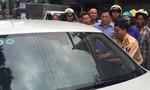 Tài xế BMW tông xe đặc chủng, tấn công CSGT có dấu hiệu bị tâm thần?