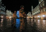 Giăng lưới bắt khủng bố tại Bruxelles